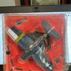 Maquetas: GRUMMAN F6F 5N HELLCAT USA WWII ALTAYA AVION SEGUNDA GUERRA MUNDIAL EN BLISTER. Lote 262528630