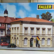 Maquetas: COMISARÍA DE POLICÍA , FALLER 935 , ESCALA H0, KIT PARA MONTAR. Lote 262620095