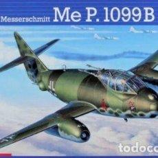 Maquettes: REVELL 04357 # MESSERSCHMITT ME P.1099B. Lote 260341195