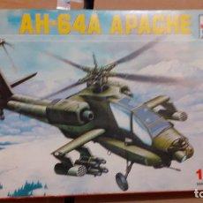 Maquetas: AH 64A APACHE. ESCI 1/72. Lote 262911125