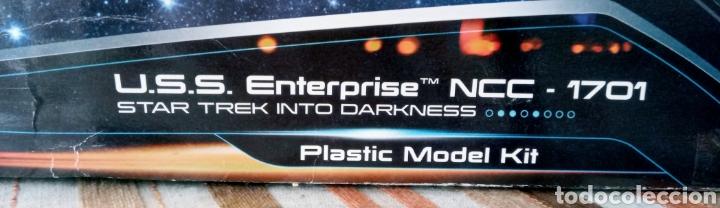 Maquetas: U.S.S ENTREPRISE NCC 1701- STAR TREK INTO DARKNESS - 1/500 - REVELL - PLASTIC MODEL KIT - - Foto 21 - 262979435
