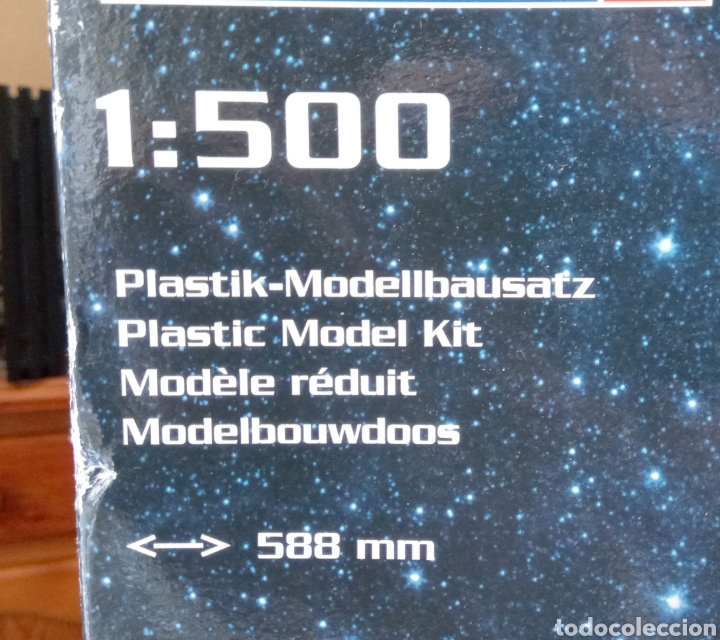 Maquetas: U.S.S ENTREPRISE NCC 1701- STAR TREK INTO DARKNESS - 1/500 - REVELL - PLASTIC MODEL KIT - - Foto 22 - 262979435
