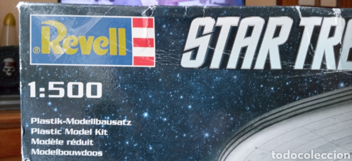 Maquetas: U.S.S ENTREPRISE NCC 1701- STAR TREK INTO DARKNESS - 1/500 - REVELL - PLASTIC MODEL KIT - - Foto 24 - 262979435