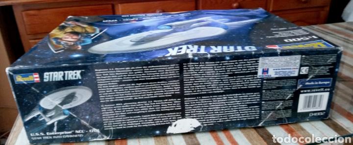 Maquetas: U.S.S ENTREPRISE NCC 1701- STAR TREK INTO DARKNESS - 1/500 - REVELL - PLASTIC MODEL KIT - - Foto 27 - 262979435