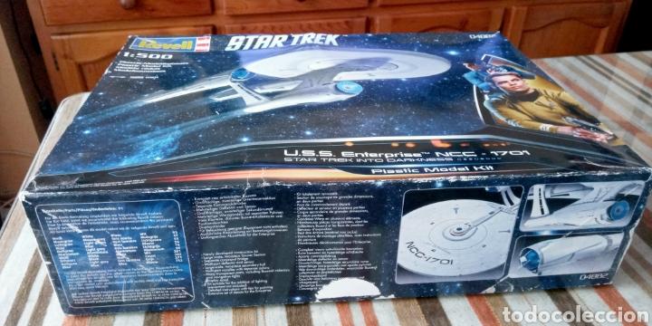 Maquetas: U.S.S ENTREPRISE NCC 1701- STAR TREK INTO DARKNESS - 1/500 - REVELL - PLASTIC MODEL KIT - - Foto 29 - 262979435