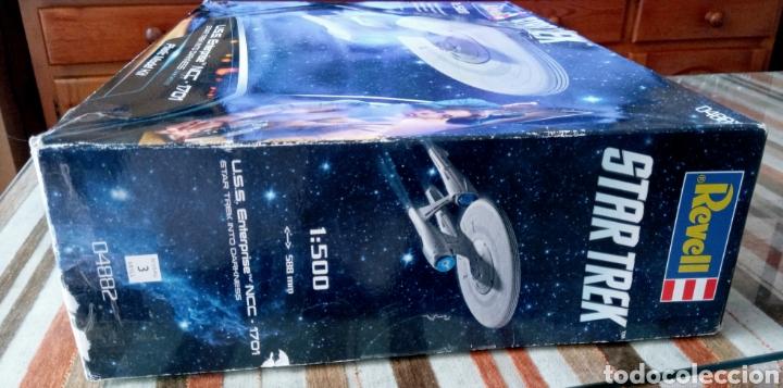 Maquetas: U.S.S ENTREPRISE NCC 1701- STAR TREK INTO DARKNESS - 1/500 - REVELL - PLASTIC MODEL KIT - - Foto 30 - 262979435