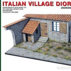 Macchiette: MINIART 36008 # ITALIAN VILLAGE DIORAMA 1:35. Lote 245113525