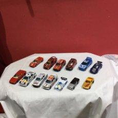 Maquettes: LOTE DE 13 COCHES ANTIGUOS DE COLECCION.VER FOTOS. Lote 263936305