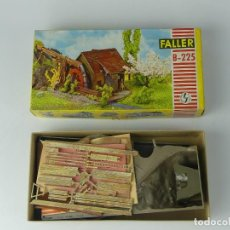 Maquettes: MAQUETA DE MOLINO FALLER B 225. Lote 264328552