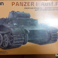 Maquetas: PANZER I AUSF F. ALAN 1/35. Lote 264562964