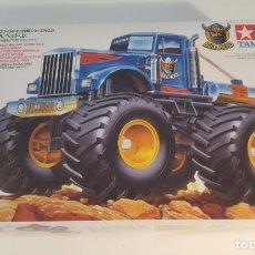 Maquettes: TAMIYA WILD MINI 4WD BULLHEAD JR. 17008. ESCALA 1/32. Lote 266113088