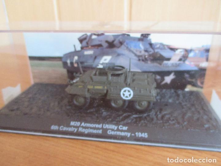 ALTAYA: BLINDADOS DE COMBATE: MAQUETA M-20 ARMORED UTILITI CAR (1/72) (Juguetes - Modelismo y Radiocontrol - Maquetas - Militar)