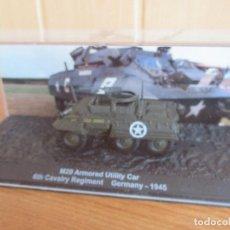 Maquettes: ALTAYA: BLINDADOS DE COMBATE: MAQUETA M-20 ARMORED UTILITI CAR (1/72). Lote 266753543