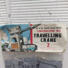 Macchiette: TRAVELLING CRANE AIRFIX H0. AÑOS 60 SIN ABRIR. Lote 266877324