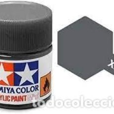 Maquetas: TAMIYA - XF56 GRIS METALIZADO. Lote 266967044