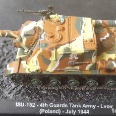 Maquetas: ISU-152 POLONIA. METAL ALTAYA ESCALA 1/72. Lote 267850689