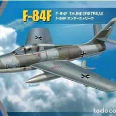 Maquetas: KINETIC 48068 # 1:48 F-84F 'THUNDERSTREAK'. Lote 267908584