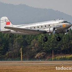 Maquetas: PRER-ORDER 1:48 DC-3 CNAC # TRUMPETER 05813. Lote 268030904