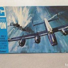 Maquetas: AVRO SHACKLETON MR. 3 ESCALA 1/72 FROG. NUEVO. Lote 268594614