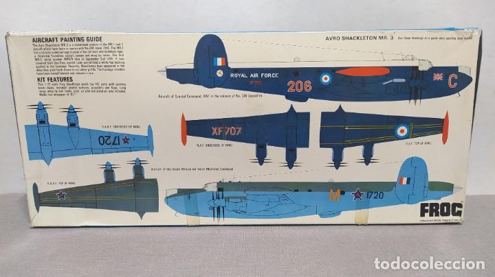 Maquetas: Avro Shackleton Mr. 3 escala 1/72 Frog. Nuevo - Foto 2 - 268594614