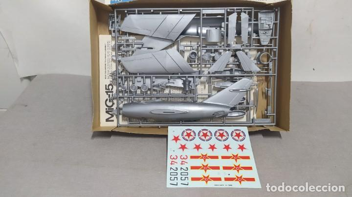 Maquetas: MiG-15 escala 1/48 monogram. Nuevo - Foto 2 - 268596079