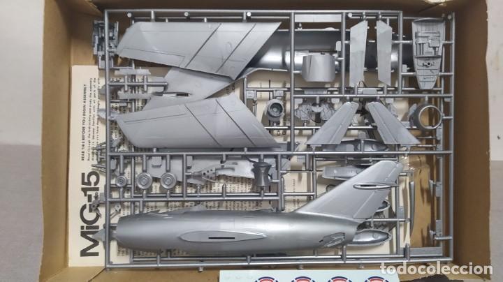 Maquetas: MiG-15 escala 1/48 monogram. Nuevo - Foto 3 - 268596079