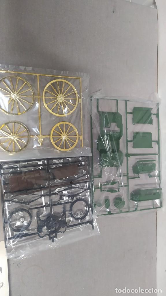 Maquetas: 1886 Daimler-Benz 1/16 Enter. 1 Mercedes de la historia. Nuevo, todo precintado - Foto 3 - 268614339