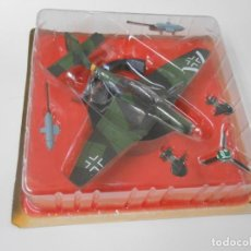 Maquetas: 38 AVION JUNKERS JU87 STUKA G1 GERMANY ARMY AIRCRAFT PLANE 1:72 AIRPLANE ARMY ALFREEDOM. Lote 268716014
