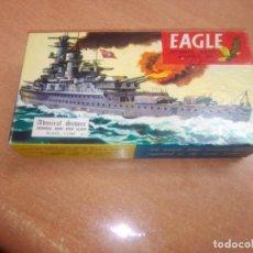 Maquetas: EAGLE -- ADMIRAL SCHERR -- AÑOS 60. Lote 268733554