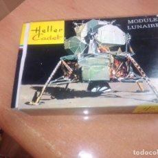 Maquetas: HELLER CADET RARO MODULE LUNAIRE 60/70. Lote 268735449
