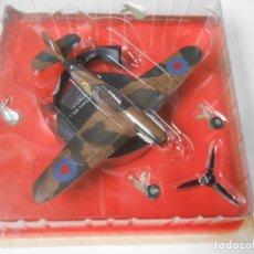 Maquetas: 42 AVION HAWKER HURRICANE MKI UK UNITED KINGDOM ENGLAND AIRCRAFT PLANE 1:72 ALFREEDOM. Lote 269101208