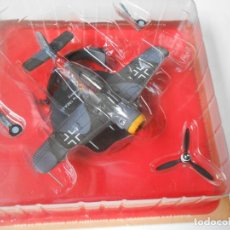 Maquetas: 44 AVION FOCKE WULF FW 190A -8 GERMANY GERMAN AIRCRAFT PLANE 1:72 2WW WAR ALFREEDOM. Lote 269102103