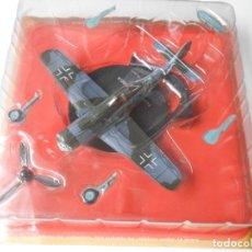 Maquetas: 47 AVION FOCKE WULF FW190D-9 AIRCRAFT PLANE 1:72 2WW WAR LUFTWAFFE GERMANY ALFREEDOM. Lote 269103588