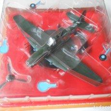 Maquetas: 49 AVION HYUSHIN II 10 USSR URRS RUSSIA RUSIA AIRCRAFT PLANE 1:72 2WW WAR ALFREEDOM. Lote 269105213