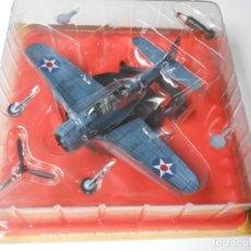 Maquetas: 54 AVION DOUGLAS SBD-3 DAUNTLESS USA US AIRCRAFT PLANE 1:72 2WW WAR ARMY. Lote 269112598