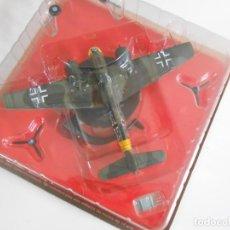 Maquetas: 55 AVION LUFTWAFFE HENSCHEL HS 129 1/72 1:72 AIRCRAFT AIRPLANE 2WW WAR SECOND. Lote 269117898