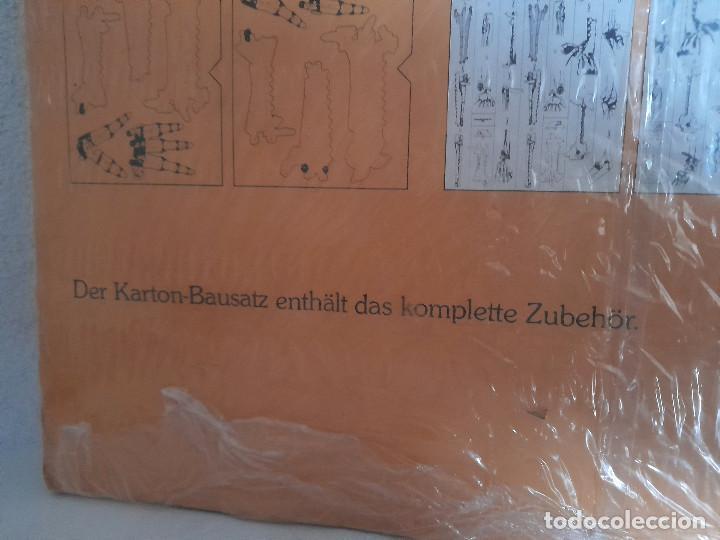 Maquetas: Maqueta Anatomía El esqueleto humano completo tamaño natural sin estrenar cartón Alemania TACO - Foto 9 - 269204968