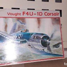 Maquetas: VOUGHT F4U 1D CORSAIR. REVELL 1/32. Lote 269782743