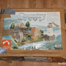 Maquettes: ***RESERVADA*** DOMUS KITS 40300: MAQUETA COUNTRY SIDE TOWN. Lote 269821543