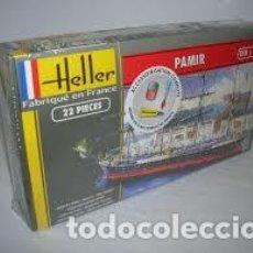 Maquetas: HELLER - PAMIR 1/750 49058. Lote 270904838