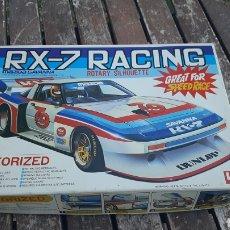 Maquetas: RARA Y DIFICIL MAQUETA ESCALA 1/24 MAZDA RX7 RACING MARCA ST MADE IN JAPAN. Lote 272283058
