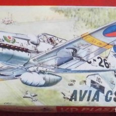 Maquetas: AVIA CS-199. PLASTIKOVY ESCALA 1/72. MODELO NUEVO. Lote 272434213