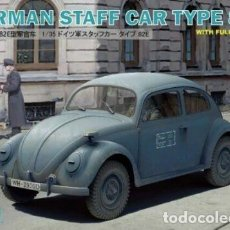 Maquettes: RFM 5023 # 1:35 GERMAN STAFF CAR TYPE 82E. Lote 191952138