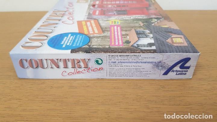 Maquetas: Maqueta en madera cabina telefonica inglesa ref 20320 escala 1:10 artesania latina incompleta - Foto 6 - 274555178