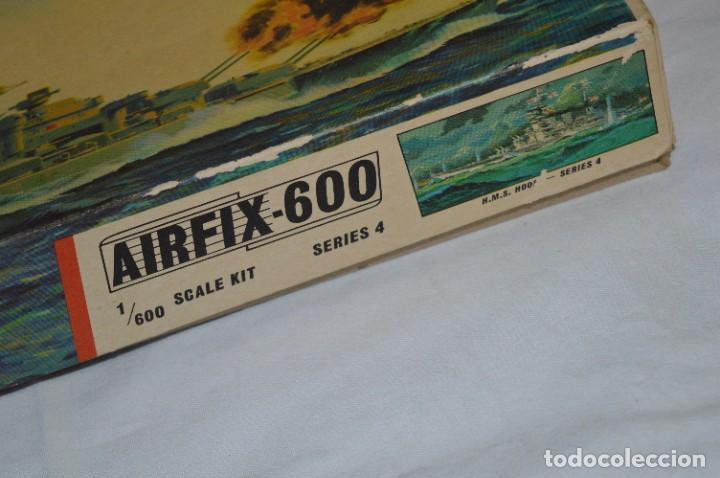 Maquetas: BISMARCK / Principios de los 60 / AIRFIX - Ref. F404S / Nos - Sin usar - ¡Muy, muy difícil, MIRA! - Foto 8 - 275145953