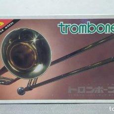 Maquettes: TROMBONE NICHIMO ESCALA 1/6. NUEVO. Lote 275860628