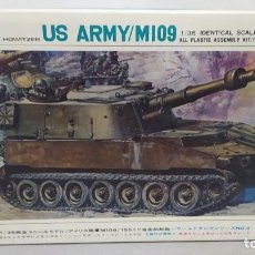 Maquetas: US ARMY/M109 ESCALA 1/35 NICHIMO. NUEVO. Lote 275868193