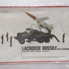 """Maquetas: LACROSSE MISSILE ESCALA 3/8"""" RENWAL NUEVO. Lote 275869748"""
