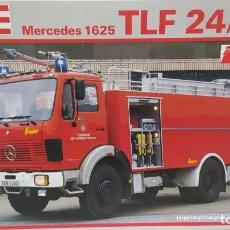 Maquetas: MERCEDES BENZ 1625 TLF 24/50 ESCALA 1/24 REVELL. 29.6 CM. NUEVO. Lote 275878678