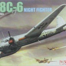 Maquetas: MAQUETA AVIÓN JU-88 C-6, NIGHT FIGHTER, REF. 5540, 1/48, DRAGON. Lote 276741793
